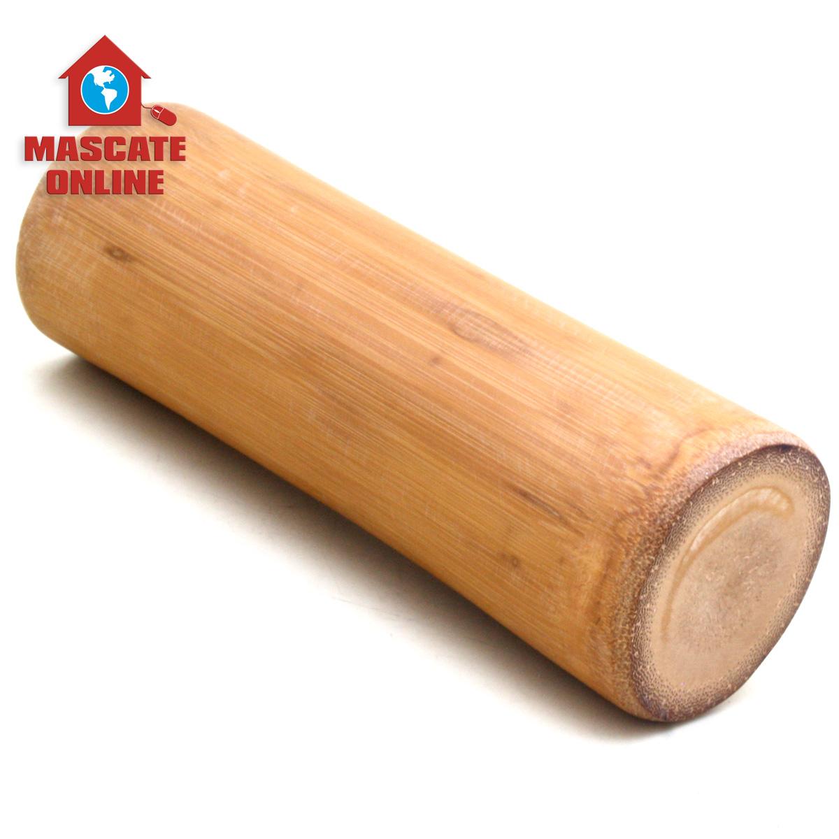 Ganzá Bambu Pequeno 15cm MB Capoeira