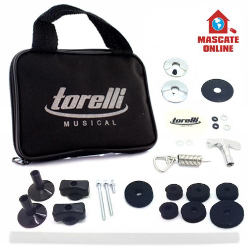 Kit Primeiros Socorros Bateria Torelli TA149