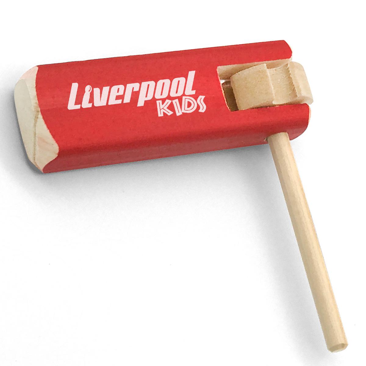 Matraca infantil giratória - Liverpool 5528