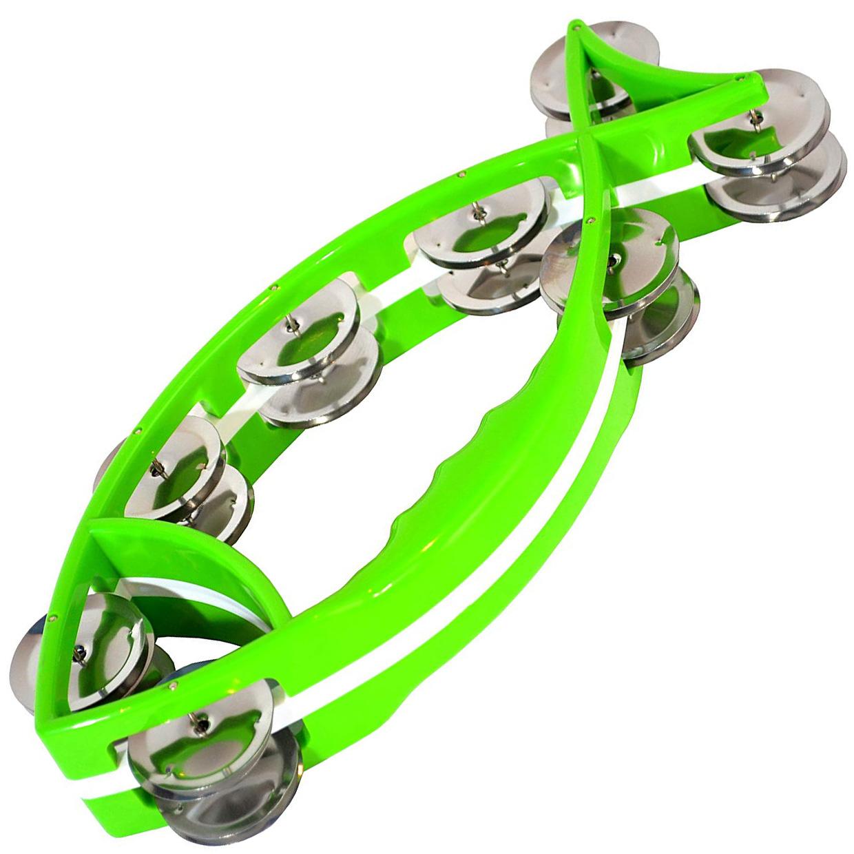 Pandeirola Meia Lua - Peixe Verde - Turbo