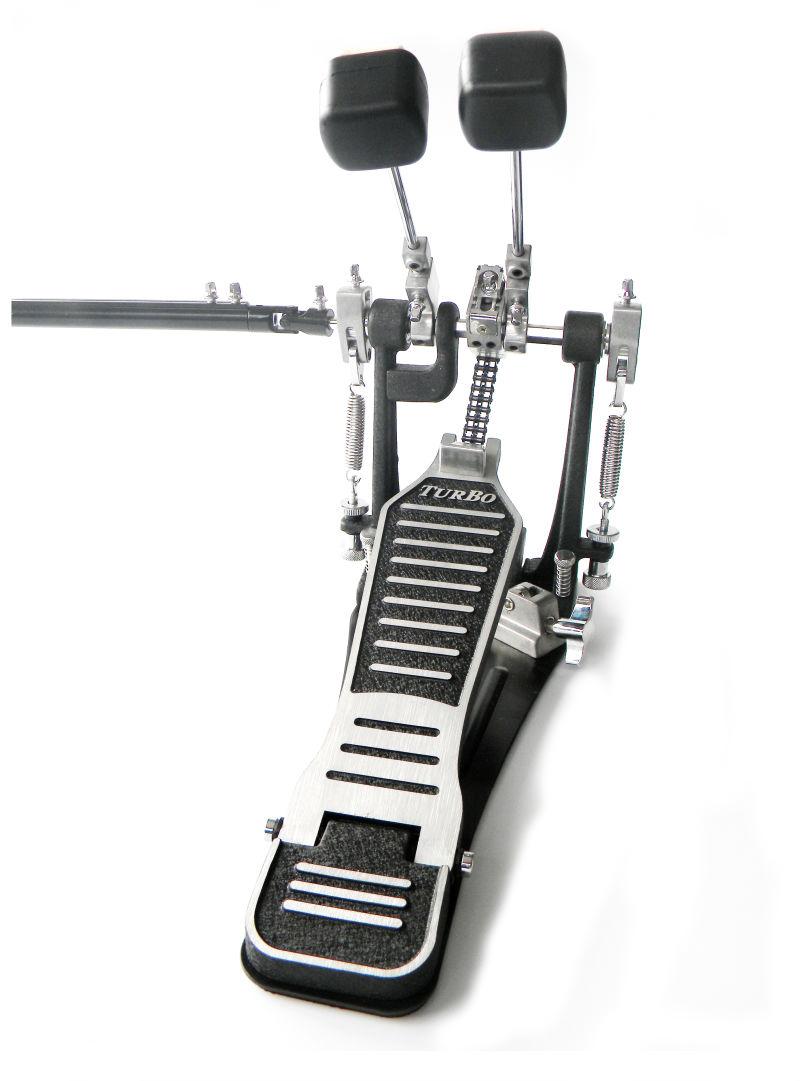 Pedal Duplo com Bolsa Turbo PD4830