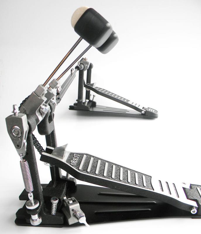 Pedal Duplo com Bolsa Turbo PD4830B-LH