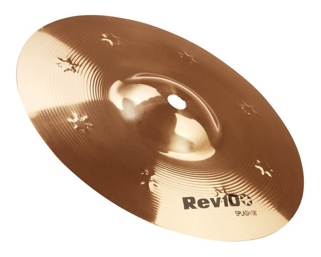 "Prato Splash 8"" Orion REV10 - Bronze B10"