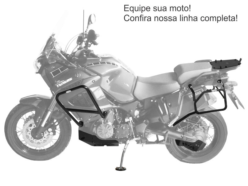 Protetor Cardan Yamaha Tenere 1200 - Scam