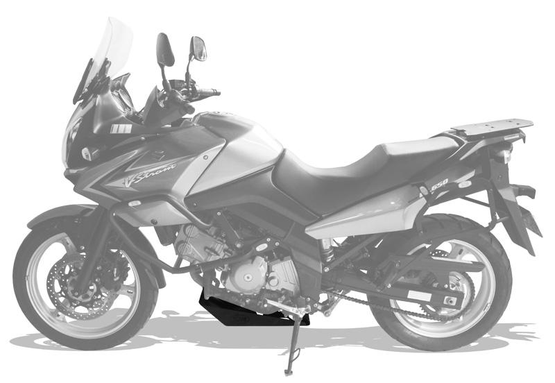 Protetor Cárter Suzuki DL Vstrom 650 Scam