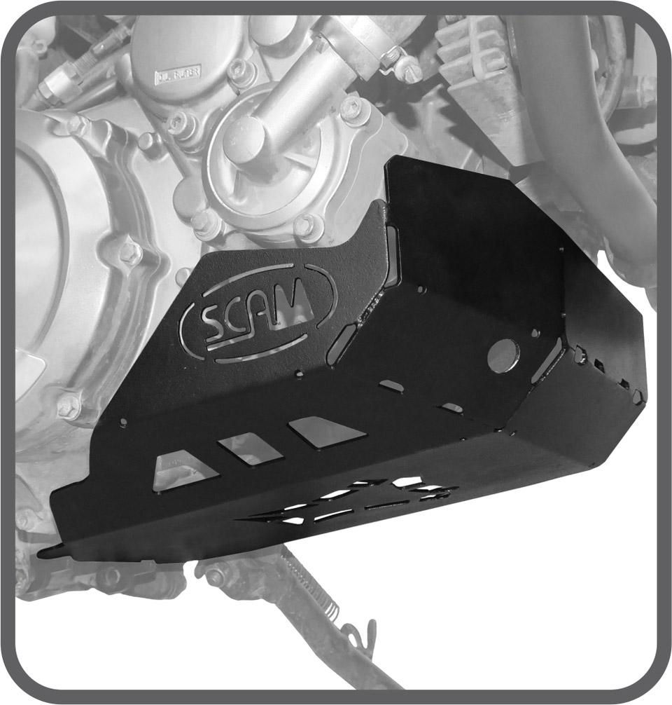 Protetor Carter Yamaha Tenere 660 - Scam