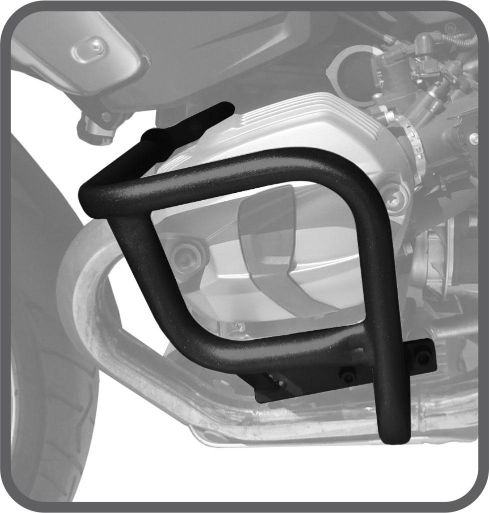 Protetor motor BMW R1200 GS 13/15 - Scam