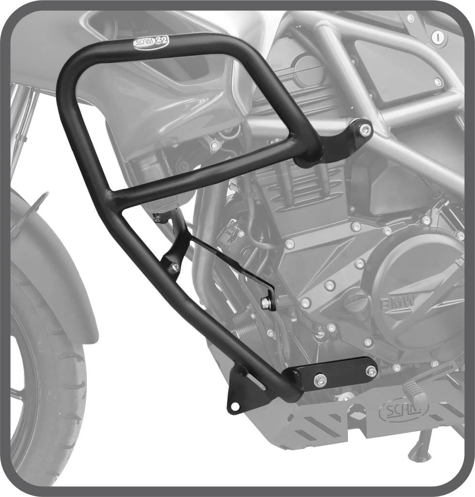 Protetor motor carenagem BMW F700GS