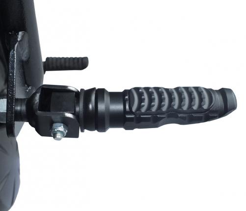 Protetor motor/carenagem BMW G650 com pedaleira