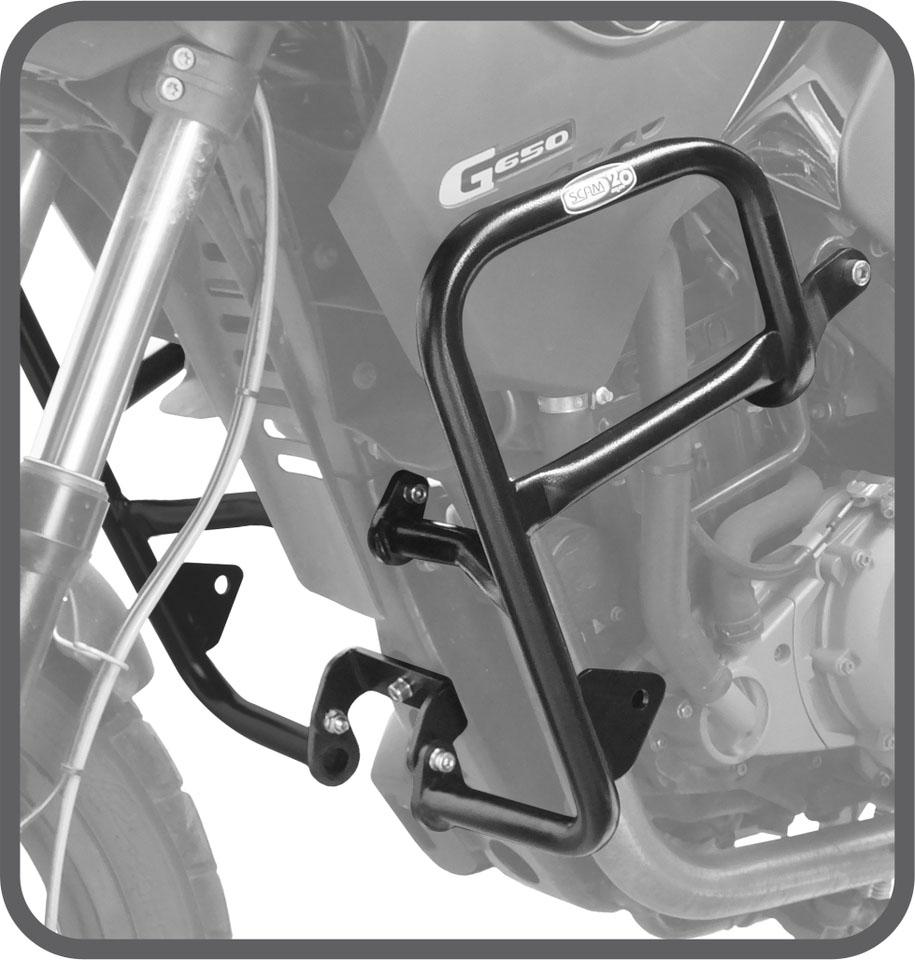 Protetor Motor / Carenagem BMW G650 - Scam
