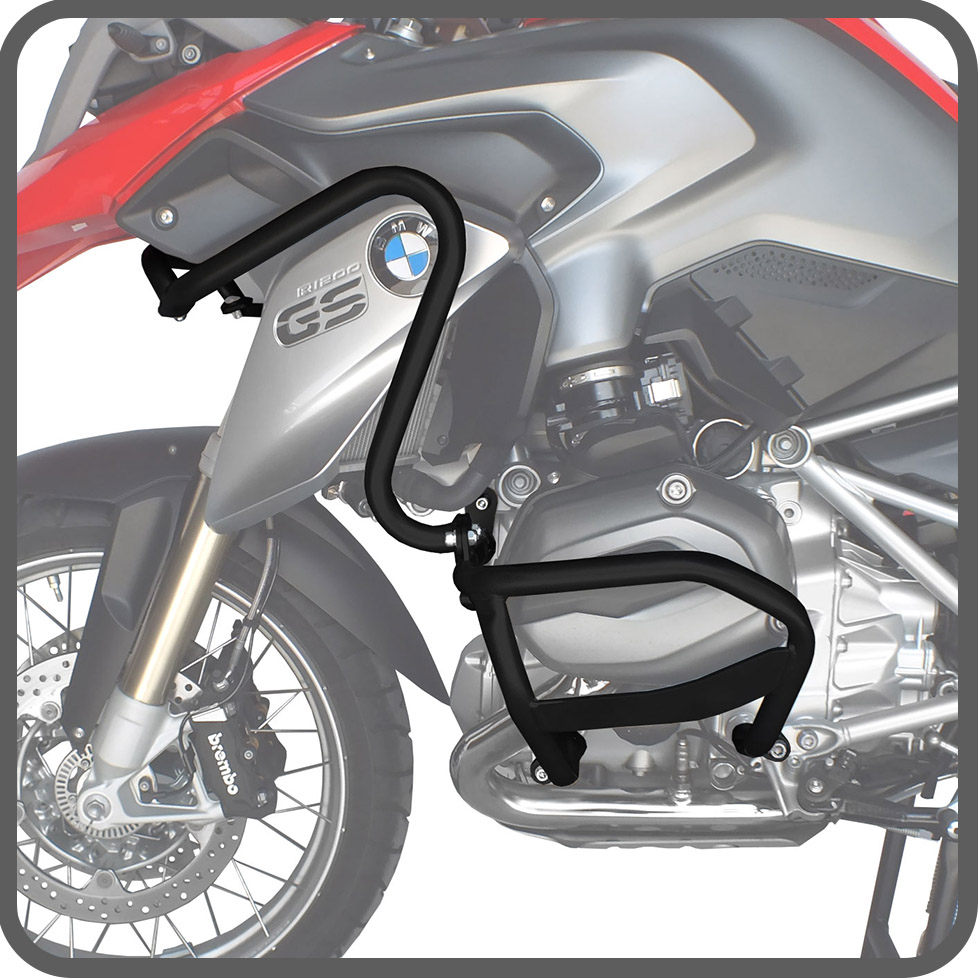 Protetor motor/carenagem BMW R1200 GS 2013+ Scam
