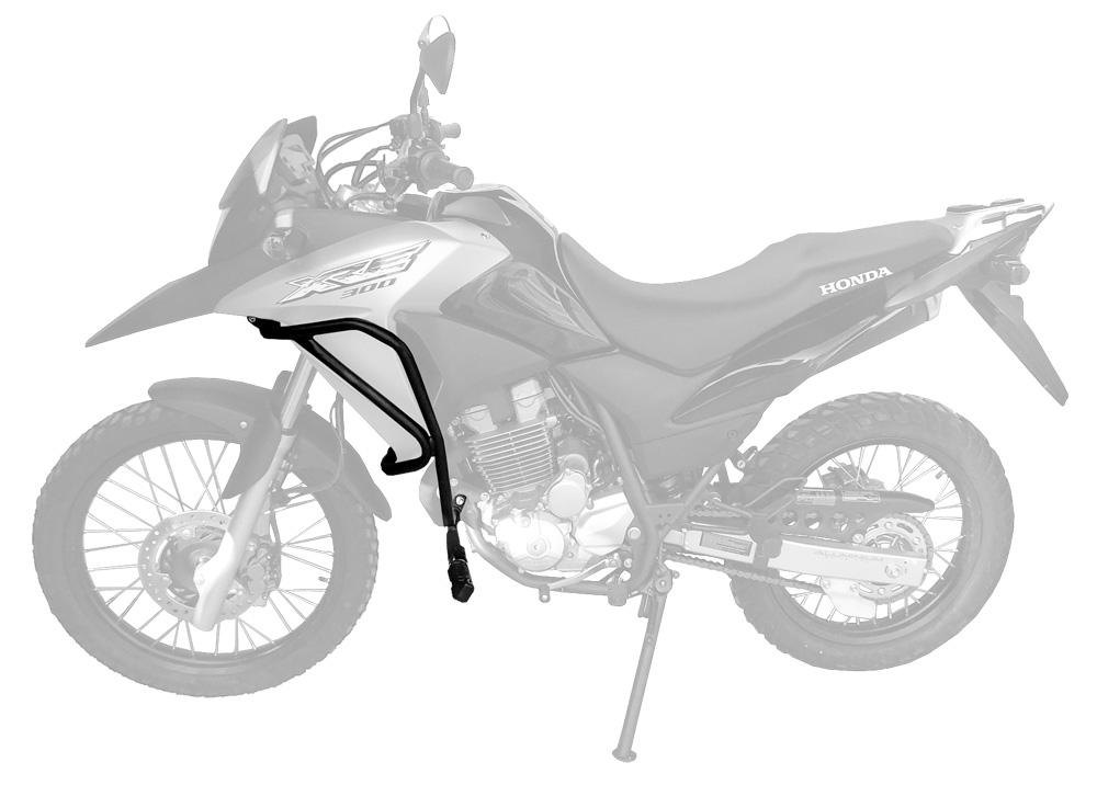 Protetor Motor/Carenagem c/ pedal Honda XRE300 - Scam