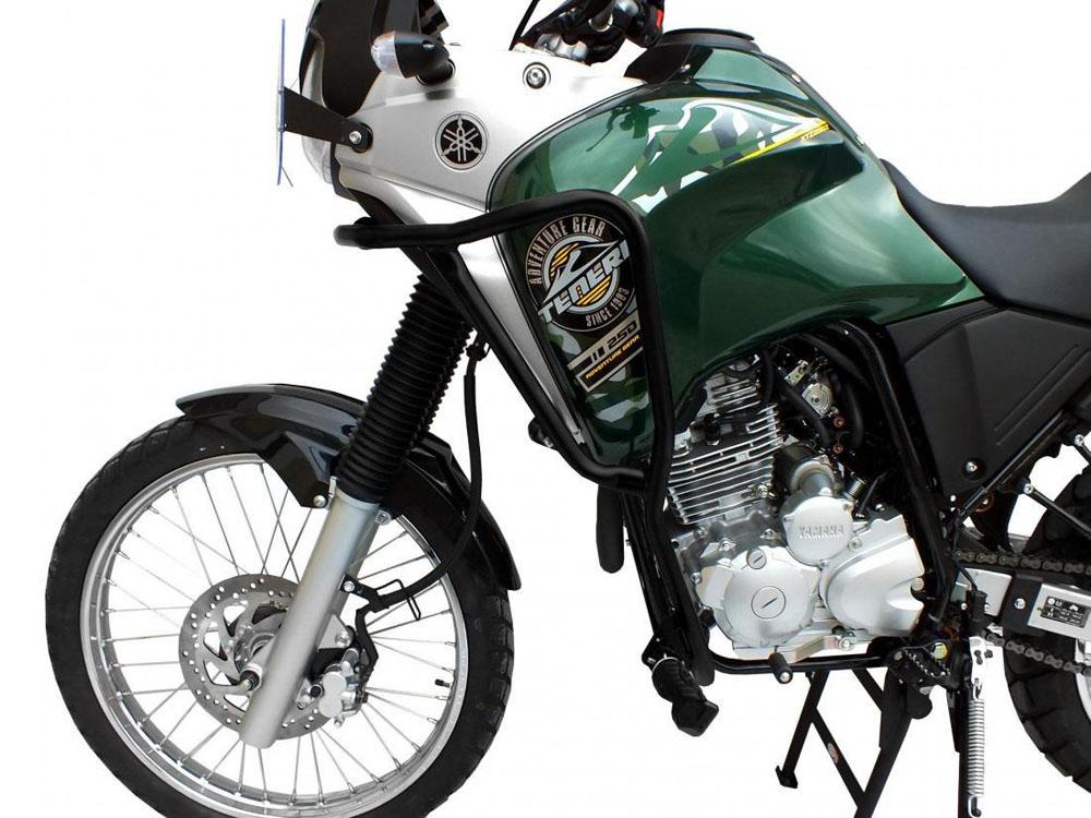 Protetor motor/carenagem c/ pedal Tenere 250 Scam