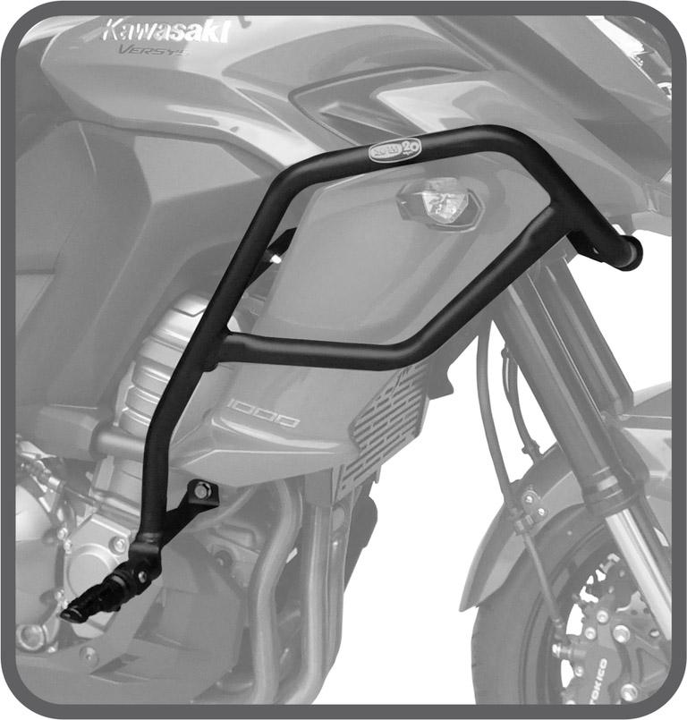 Protetor motor/carenagem Kawasaki Versys 1000 Scam