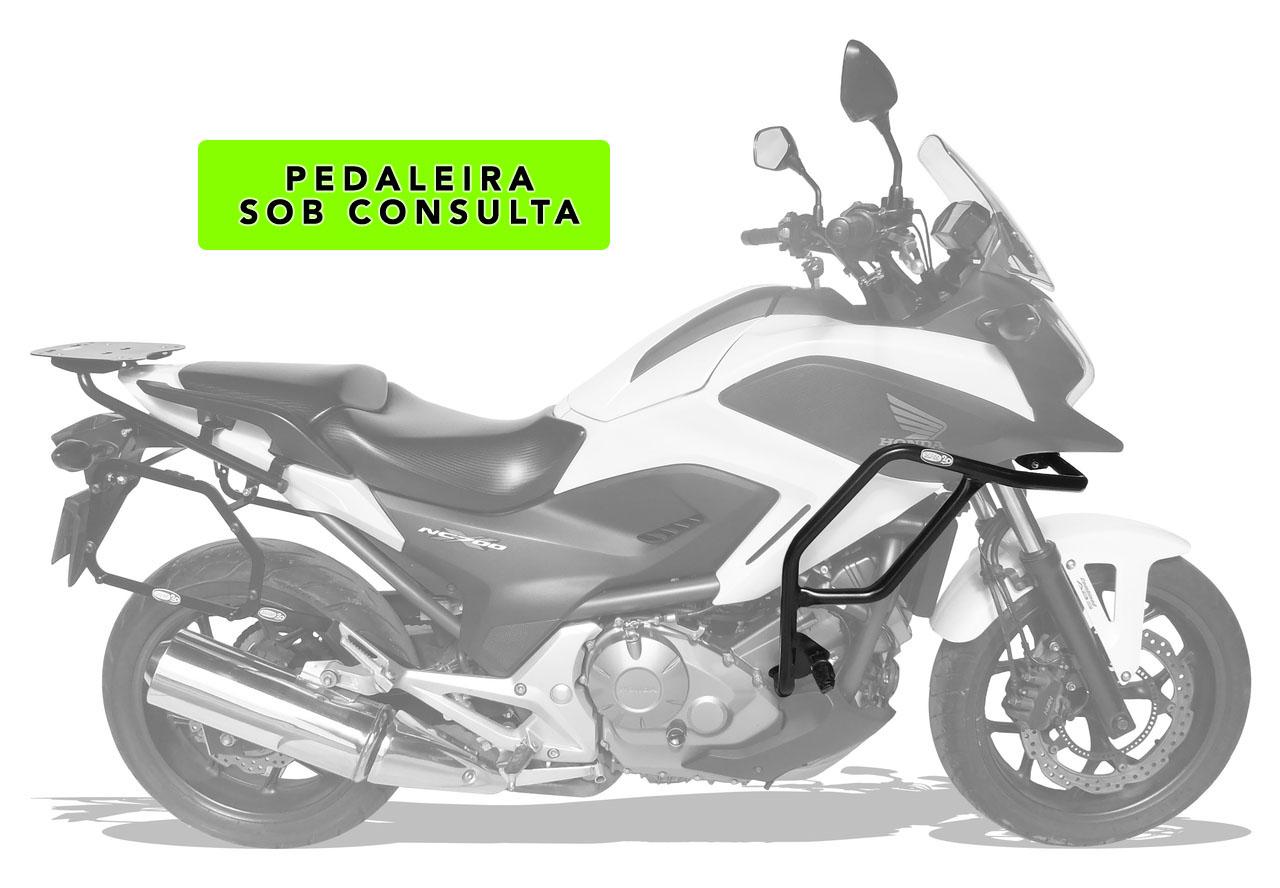 Protetor Motor / Carenagem NC700X / NC750X - Scam