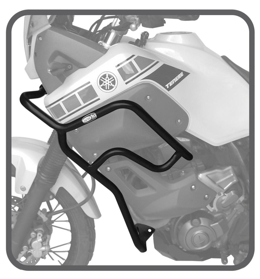 Protetor Motor / Carenagem Ténéré 660 - Scam