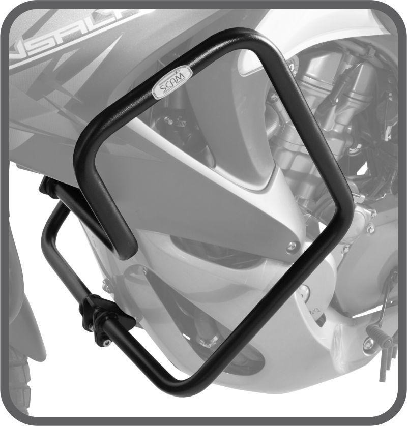 Protetor Motor/Carenagem Transalp 700cc 2011 a 2014 Scam