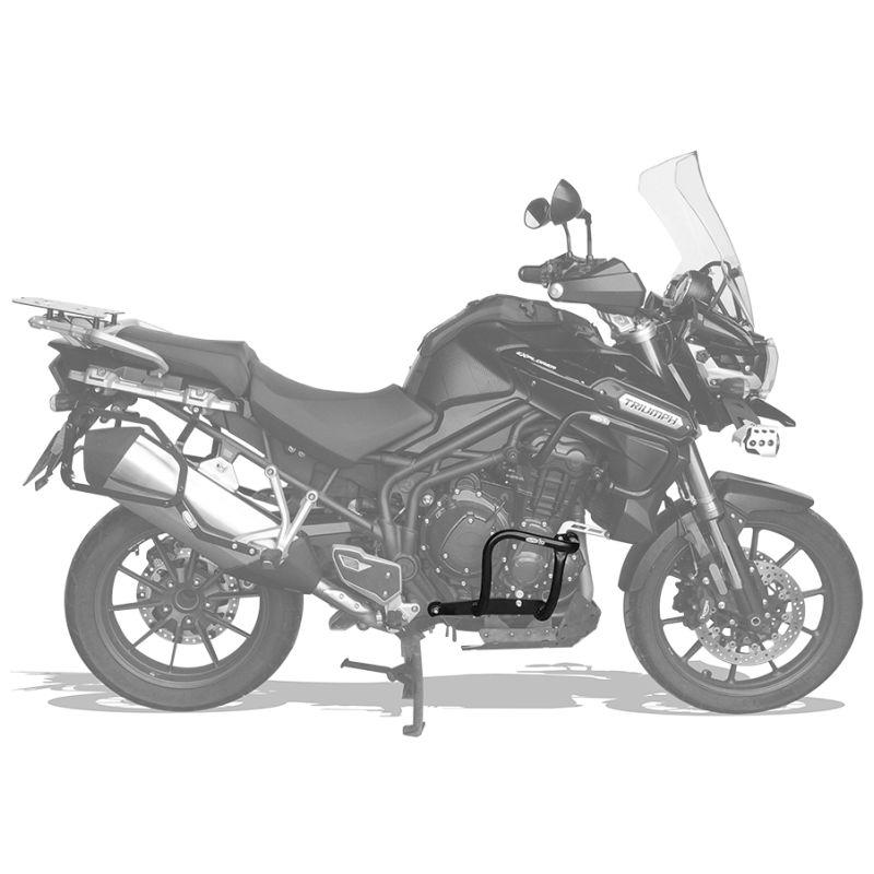 Protetor Motor Triumph Tiger 1200 Explorer - Scam