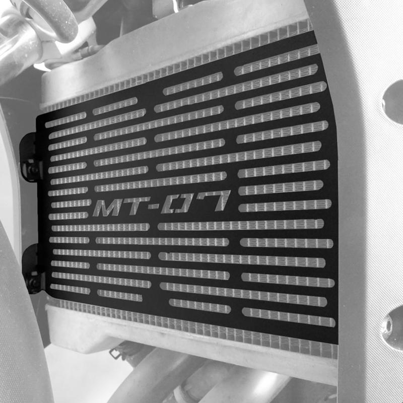 Protetor Radiador Yamaha Mt07 - Scam