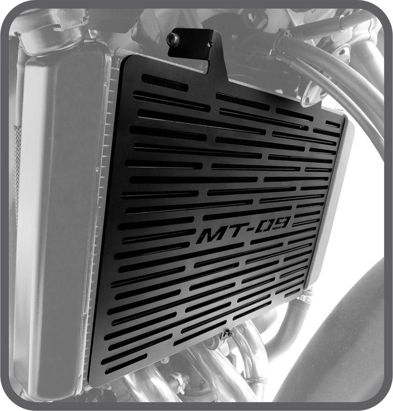 Protetor Radiador Yamaha Mt09 / Tracer - Scam