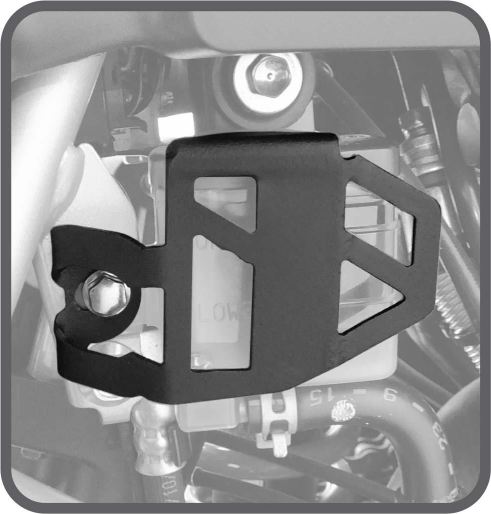 Protetor reservatório fluído freio Vstrom 1000 14+