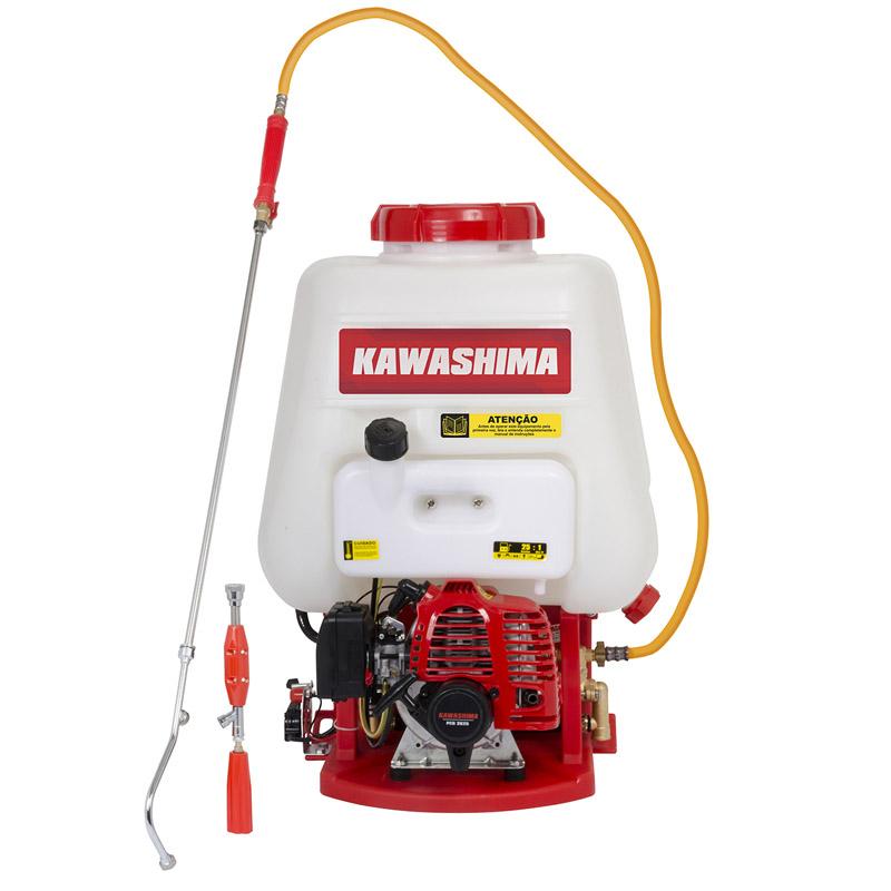 Pulverizador Costal Gasolina Kawashima PCG-2625