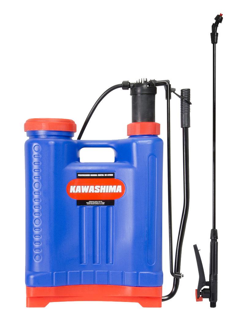 Pulverizador Costal Manual Kawashima PM-P20