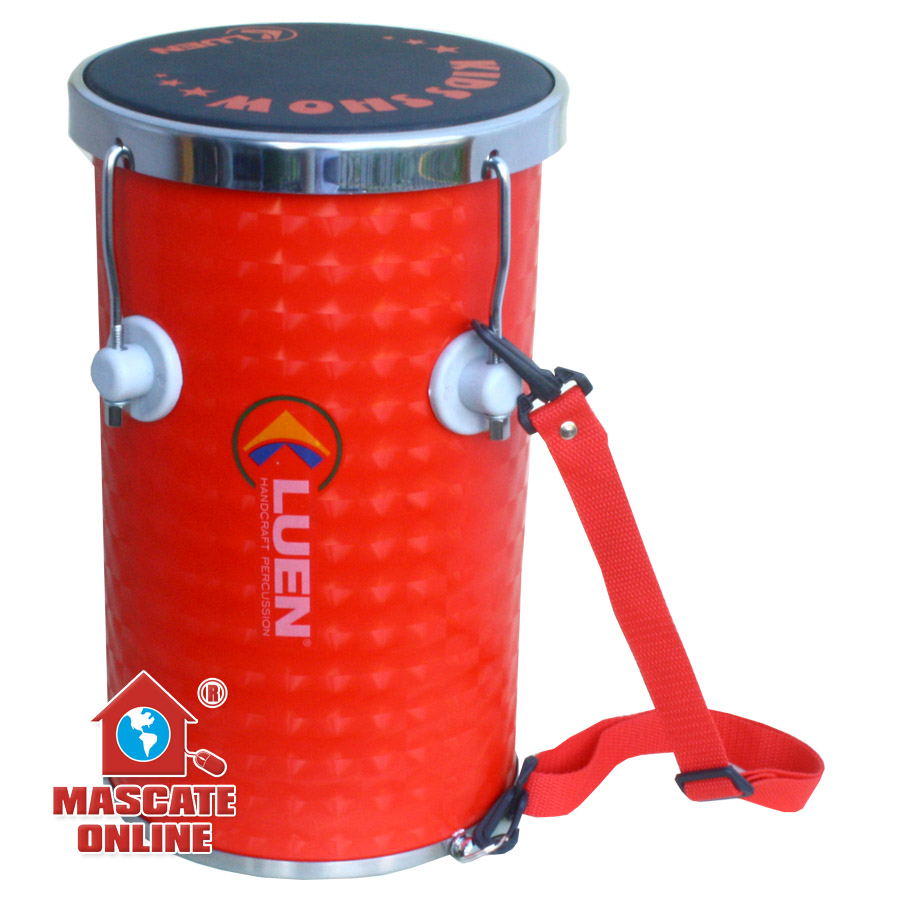 """Rebolo Infantil Vermelho PVC 8"""" Luen 29464VM"""