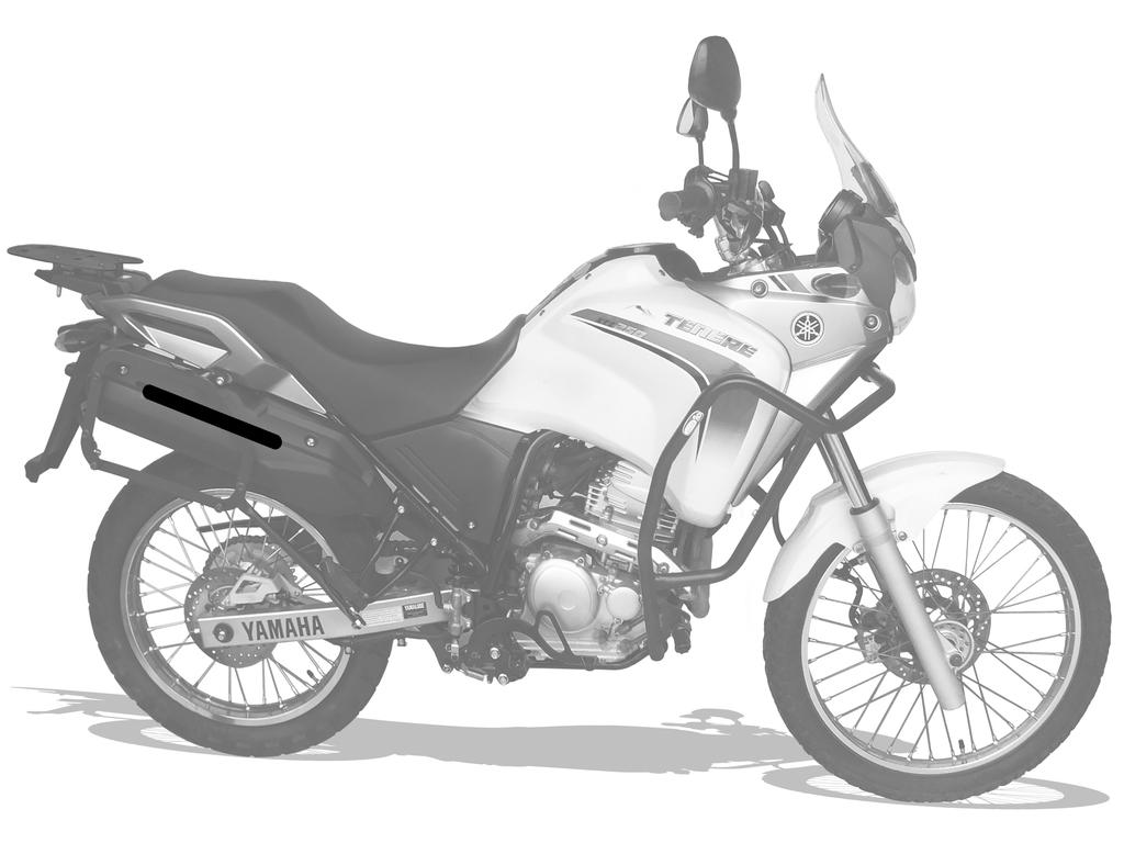 Reforço de Quadro Ténéré e Lander 250cc