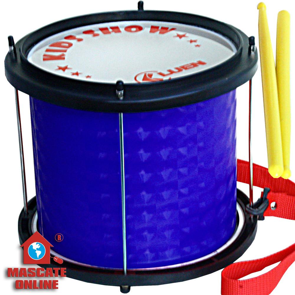"""Repinique Infantil Azul PVC 8"""" Luen 29472AZ"""