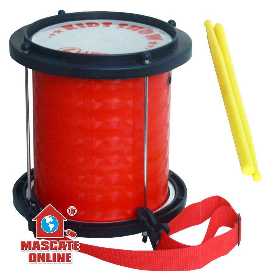"Repinique Infantil Vermelho PVC 6"" Luen 29471VM"