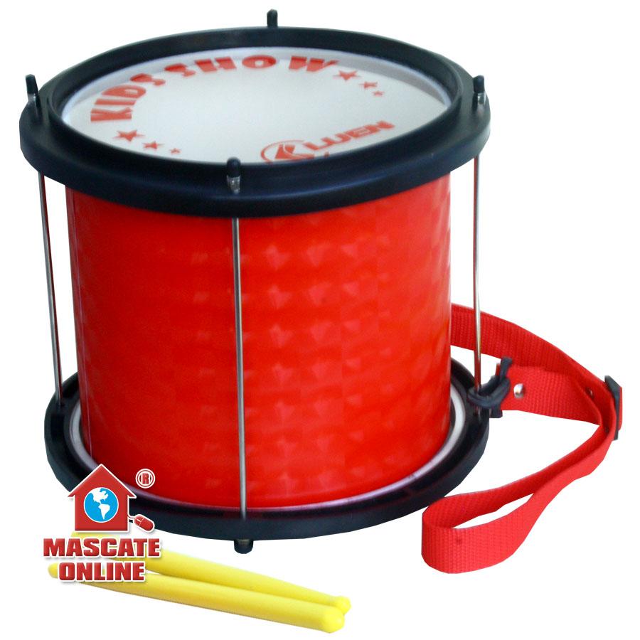 "Repinique Infantil Vermelho PVC 8"" Luen 29472VM"