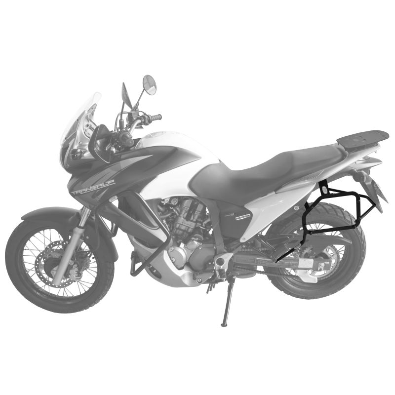 Suporte Baú Lateral Honda Transalp 700cc 2011 a 2014 Scam