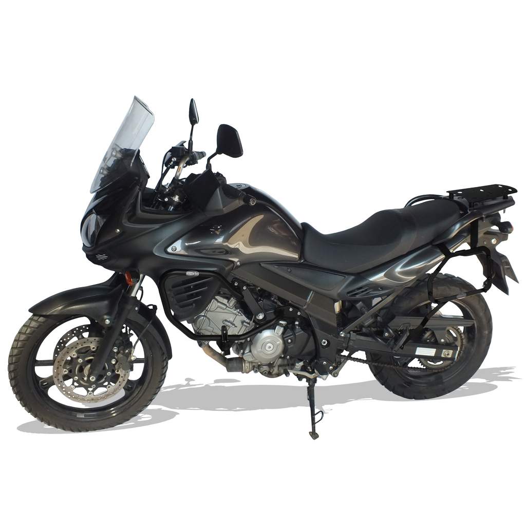 Suporte bau lateral Suzuki DL Vstrom 650 2014 a 2018