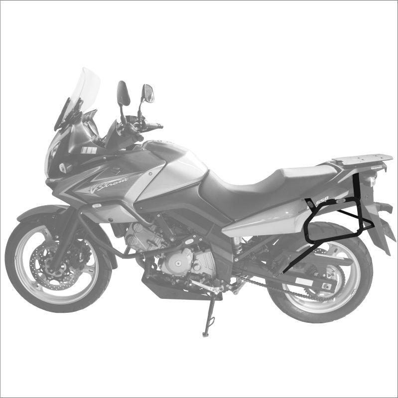 Suporte Bau Lateral Suzuki DL VStrom 650 - Scam