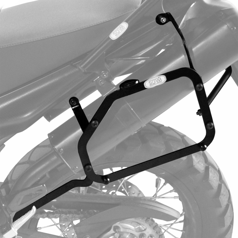 Suporte Bau Lateral Yamaha XT 660R - Scam
