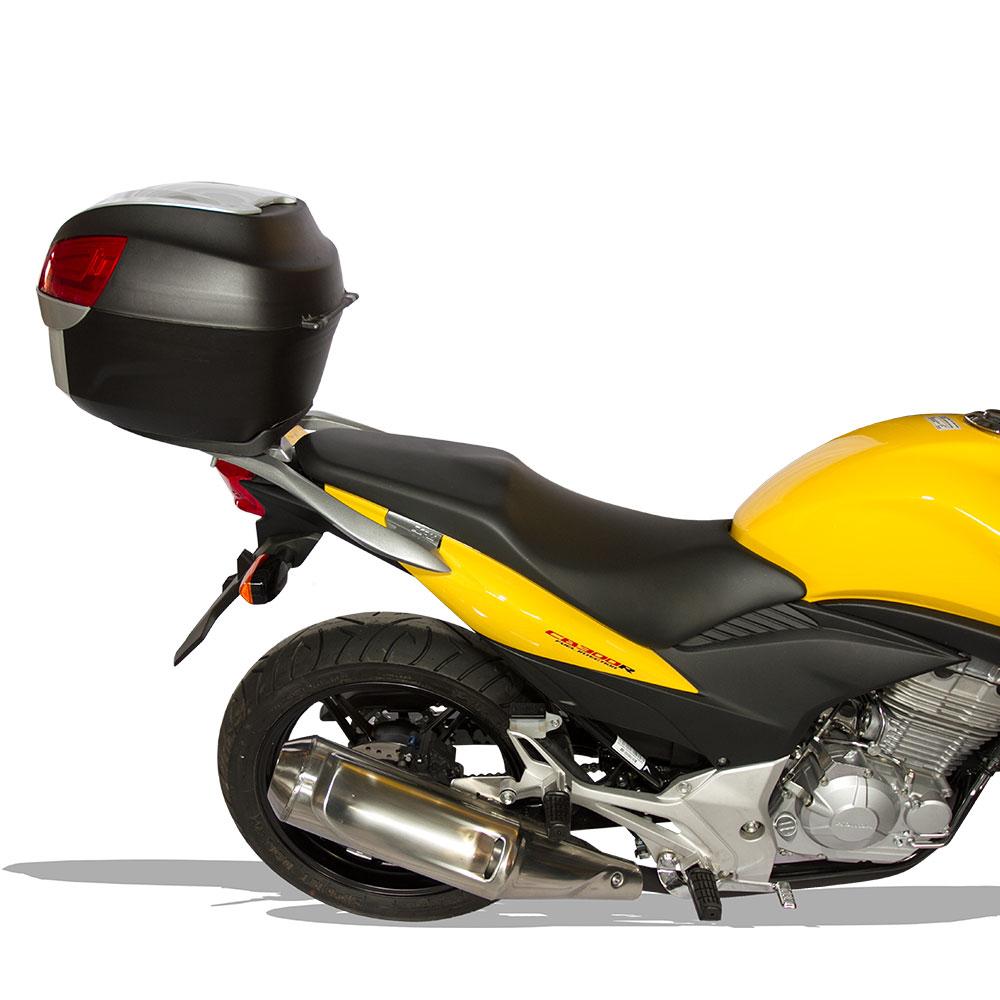 Suporte Baú Superior Prata Honda CB 300R