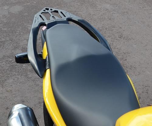 Suporte Baú Superior Preto Honda CB 300R