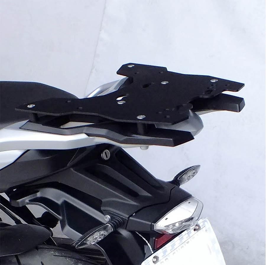 Suporte Baú Traseiro BMW S 1000 XR Preto Scam SPTO 241