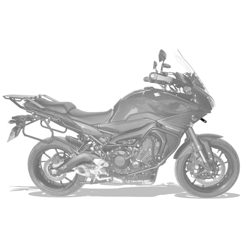 Suporte Farol Auxiliar Yamaha MT09 Tracer - Scam