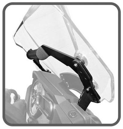 Suporte GPS Scam p/ Suzuki Vstrom 1000 2014+