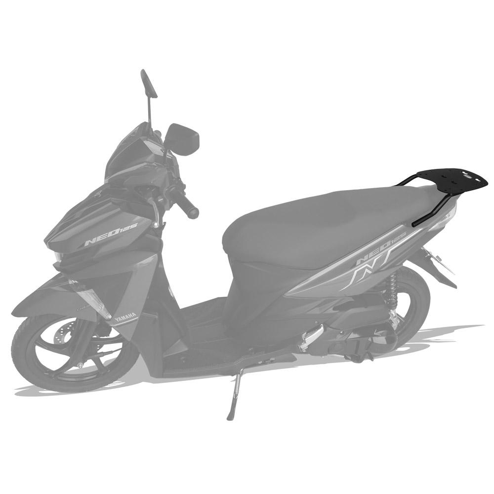 Suporte p/ Baú Traseiro Yamaha Neo 125 - Scam