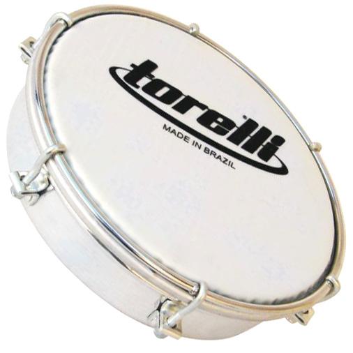Tamborim Alumínio Torelli TT 416