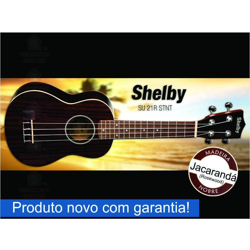 Ukulele soprano Shelby SU21R