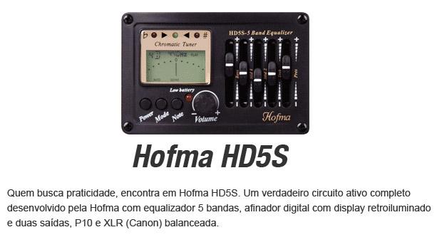 Violão 12 Cordas Natural Hofma by Eagle HE215E12 NT
