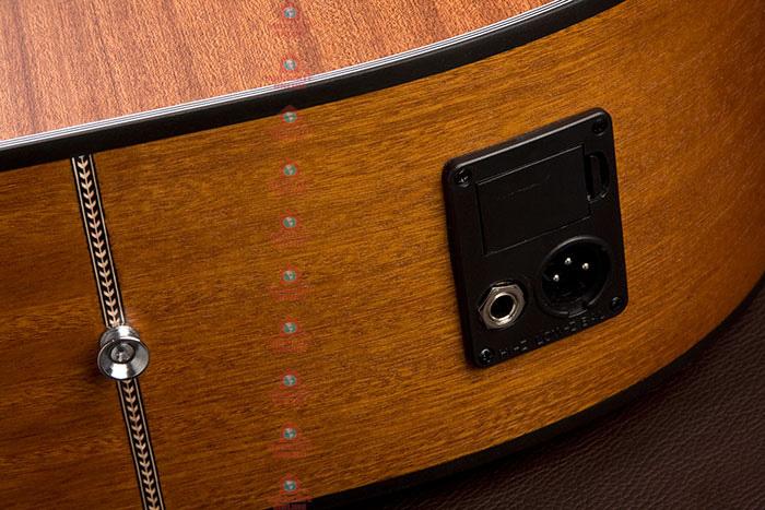 Violão Folk Cutway Aço Hofma HMF250 Cor Natural