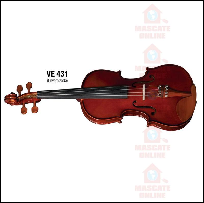 Violino Clássico 3/4 Envernizado Eagle VE341