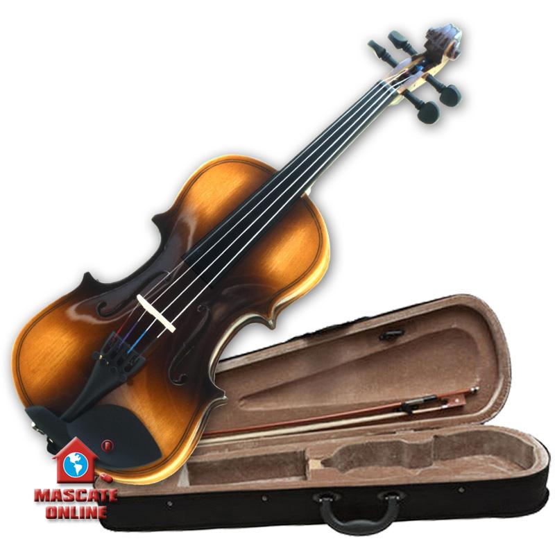 Violino Infantil 1/8 Envelhecido Acoustic