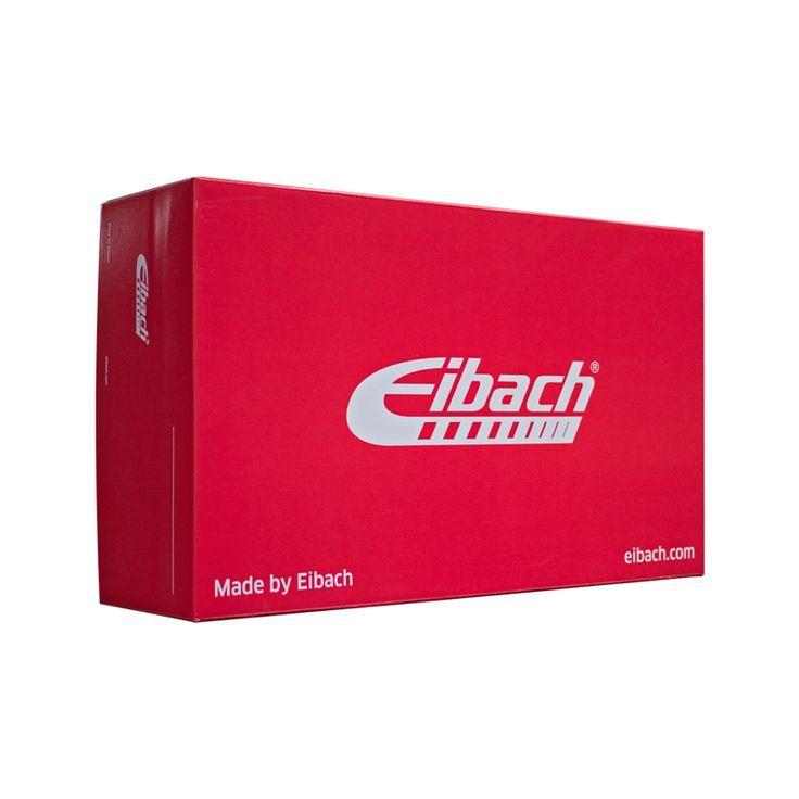 Pro-Kit Molas Esportivas Eibach Peugeot 307 Hatch 1.6/2.0 AT (04 a 12)