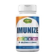 IMUNIZE (Vitaminas A, C, D, E, B12, selênio e zinco) - UNILIFE - 60 CÁPSULAS